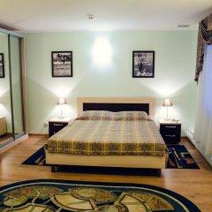 Hotel Olimpiya 3* Улучшенный номер с двуспальной кроватью фото 2