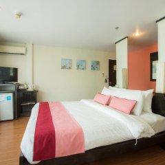 Отель Phra Nang Inn by Vacation Village 3* Улучшенный номер с различными типами кроватей фото 3