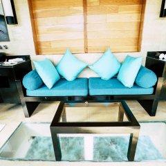 Отель Adaaran Prestige Vadoo 5* Вилла с различными типами кроватей фото 10