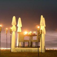 Отель Avenra Beach Hikkaduwa пляж фото 2