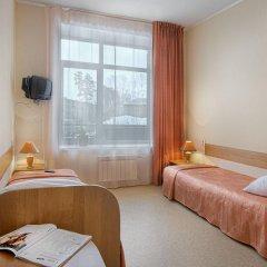 AVS отель Апартаменты с двуспальной кроватью фото 5