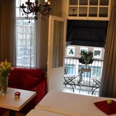 Alp Hotel Amsterdam 2* Стандартный номер фото 22