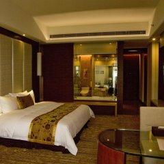 Xiamen Jingmin North Bay Hotel 5* Стандартный номер с различными типами кроватей фото 2