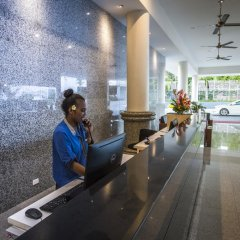 Heritage Park Hotel Honaria in Guadalcanal, Solomon Islands from 431$, photos, reviews - zenhotels.com hotel interior