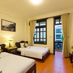 Отель Phu Thinh Boutique Resort & Spa 4* Улучшенный номер с 2 отдельными кроватями фото 2