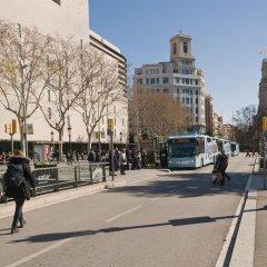 Отель LetsGo Paseo de Gracia Испания, Барселона - отзывы, цены и фото номеров - забронировать отель LetsGo Paseo de Gracia онлайн городской автобус