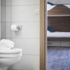 Отель Antwerp Inn 3* Стандартный семейный номер с двуспальной кроватью фото 6