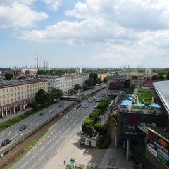 Отель Apartamenty Olimp балкон