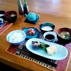 Отель Tabinoyado Kanoko Якусима питание фото 2