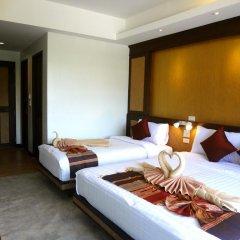 Отель Lanta For Rest Boutique 3* Номер Делюкс с различными типами кроватей фото 2