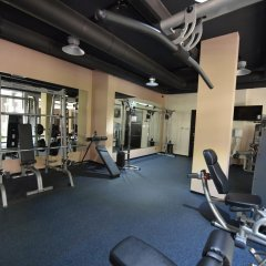 Olives City Hotel фитнесс-зал фото 3