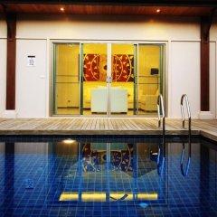 Отель Two Villas Holiday Oriental Style Layan Beach 4* Вилла с различными типами кроватей