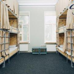 Хостел Bliss Кровать в общем номере с двухъярусной кроватью фото 3