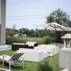 Hotel Lotus Минамиавадзи бассейн