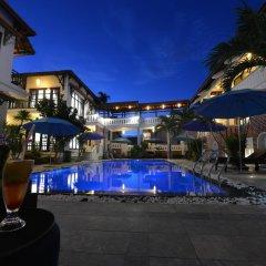 Отель TTC Hotel Premium Hoi An Вьетнам, Хойан - отзывы, цены и фото номеров - забронировать отель TTC Hotel Premium Hoi An онлайн бассейн фото 2