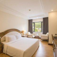 Saigon Halong Hotel 4* Улучшенный номер с различными типами кроватей фото 5