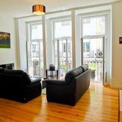 Отель LV Premier Baixa FI 4* Апартаменты с различными типами кроватей фото 11