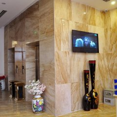 Begonia Nha Trang Hotel интерьер отеля