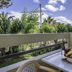 Tylissos Beach Hotel 4* Стандартный номер с двуспальной кроватью фото 10
