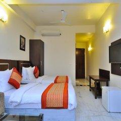 Отель Shanti Villa 3* Номер Делюкс с различными типами кроватей фото 5