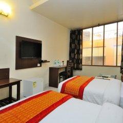 Отель Shanti Villa 3* Номер Делюкс с различными типами кроватей фото 6