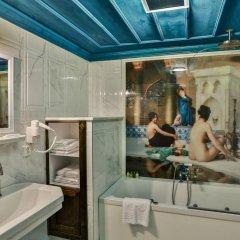 Satrapia Boutique Hotel Kapadokya Улучшенный номер с различными типами кроватей фото 9