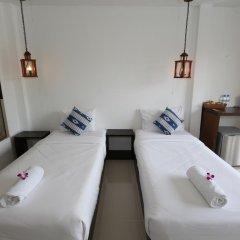 Отель The Nest Resort 3* Улучшенный номер двуспальная кровать фото 15