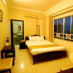 Brandi Nha Trang Hotel 3* Стандартный номер с разными типами кроватей фото 9