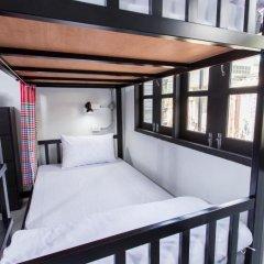 Baan 89 Hostel Кровать в общем номере с двухъярусной кроватью фото 9