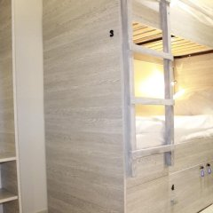 CIello Hostel Кровать в общем номере двухъярусные кровати фото 2