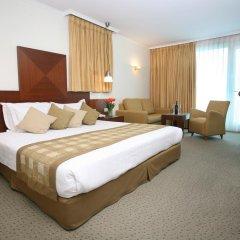 Crowne Plaza Tel Aviv Beach 3* Улучшенный номер с различными типами кроватей фото 4