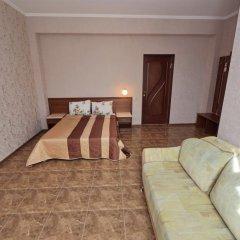 Гостиница Селини Стандартный номер двуспальная кровать фото 9