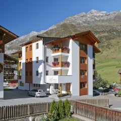 Отель Pension Bergland Горнолыжный курорт Ортлер фото 2