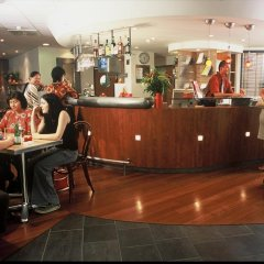 Hotel Novotel Suites Wien City Donau гостиничный бар