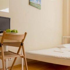 Аскет Отель на Комсомольской 3* Номер Эконом с разными типами кроватей (общая ванная комната) фото 48
