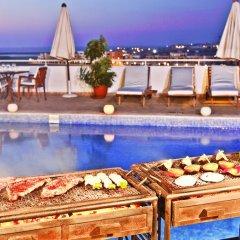 Отель Golden Tulip Farah Rabat Марокко, Рабат - отзывы, цены и фото номеров - забронировать отель Golden Tulip Farah Rabat онлайн бассейн фото 3