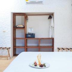 Отель Las Nubes de Holbox 3* Полулюкс с различными типами кроватей фото 30