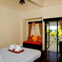 Отель Punnpreeda Beach Resort 3* Номер Делюкс с различными типами кроватей фото 2