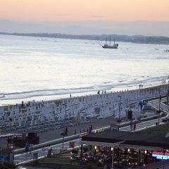 Side Sedef Hotel пляж