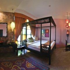 Shanghai Mansion Bangkok Hotel 4* Улучшенный номер с различными типами кроватей фото 10