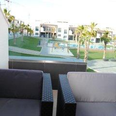 Отель La Zenia балкон