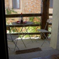 Отель A Lagosta Perdida балкон