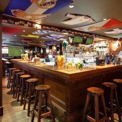 Гостиница Sokos Olympia Garden гостиничный бар