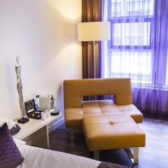 Albus Hotel Amsterdam City Centre 4* Стандартный номер с различными типами кроватей