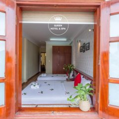The Queen Hotel & Spa 3* Стандартный семейный номер с двуспальной кроватью фото 13