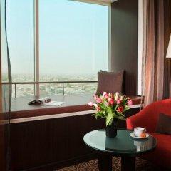 Отель Towers Rotana Номер Делюкс с различными типами кроватей фото 6