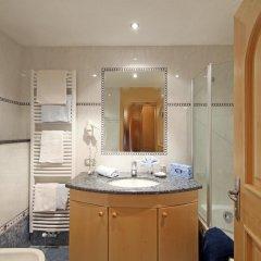 Отель Appartamenti Costa Burjada Корвара-ин-Бадия ванная