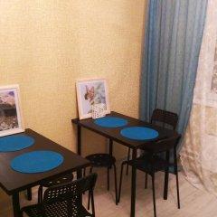 Гостиница Экодомик Лобня Улучшенный номер с различными типами кроватей фото 16