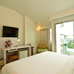 Sunshine Hotel And Residences 3* Номер Делюкс с различными типами кроватей фото 7