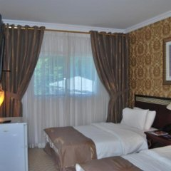 Sharjah International Airport Hotel 2* Стандартный номер с двуспальной кроватью